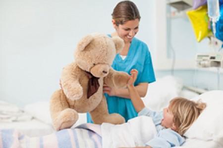 Младшая медицинская сестра по уходу за больными
