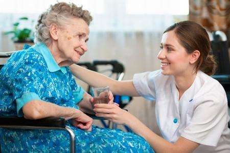 Технология социальной работы с пожилыми людьми - 72 часа