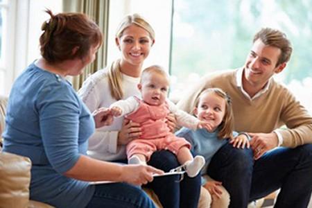 Технология социальной работы с семьями - 72 часа
